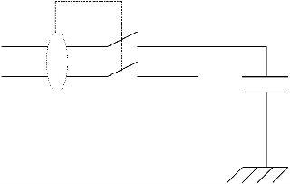 Pointe d 39 intensit diffrentielle de charge - Tension entre phase et terre ...