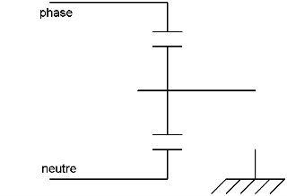 Consquences des l 39 absence de la liaison 39 terre 39 - Tension entre phase et terre ...